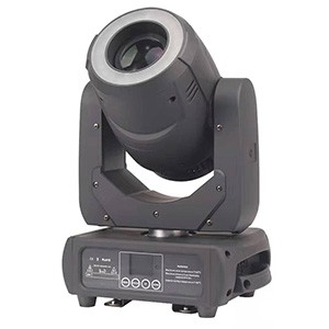 150w led moving head spot light with ring