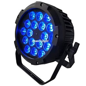 Outdoor 18x18W RGBWA UV 6in1 LED Par